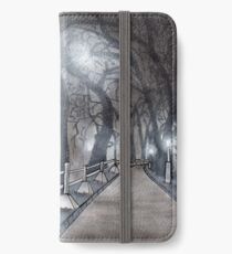 Lonely road iPhone Wallet/Case/Skin