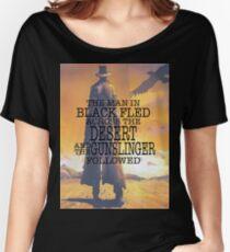 The Gunslinger Women's Relaxed Fit T-Shirt