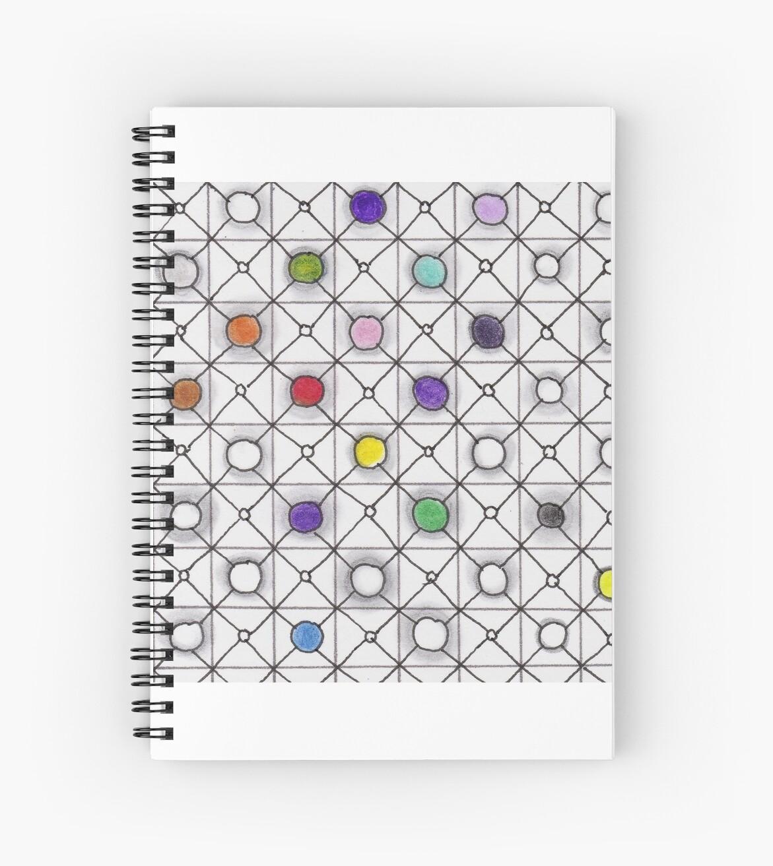 circle grid by lameddin