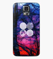 BTS- Wings Trees Case/Skin for Samsung Galaxy