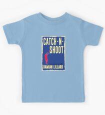 Catch-N-Shoot (Damian Lillard) Kids Tee