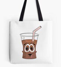 Soda Cartoon Tote Bag