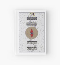 curve ball Hardcover Journal