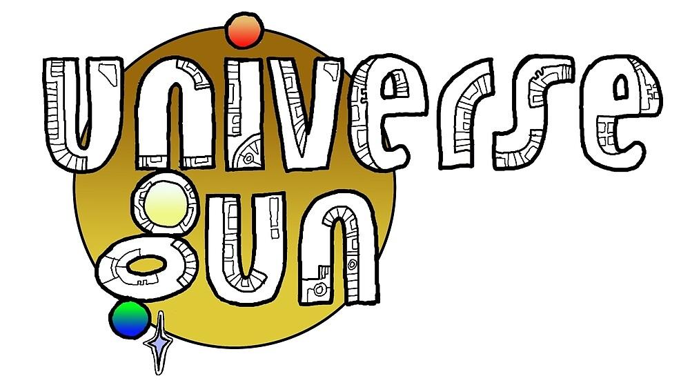 Universe Gun Gold by DrMike2000