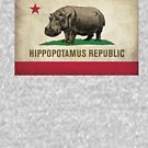 Hippofornia State Flag by JungleCrews