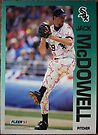 238 - Jack McDowell by Foob's Baseball Cards