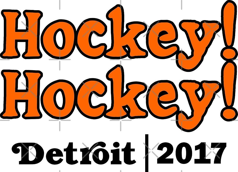 Hockey! Hockey! by thedline