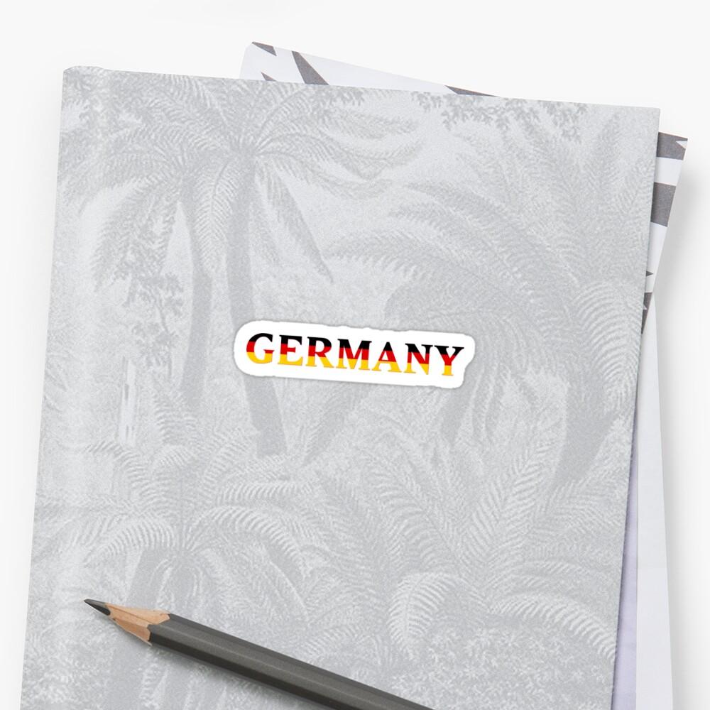 Germany Funraiser by johannabaker