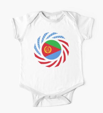 Eritrean American Multinational Patriot Flag Series Kids Clothes