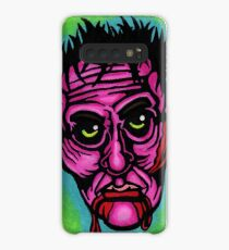 Pink Zombie Case/Skin for Samsung Galaxy