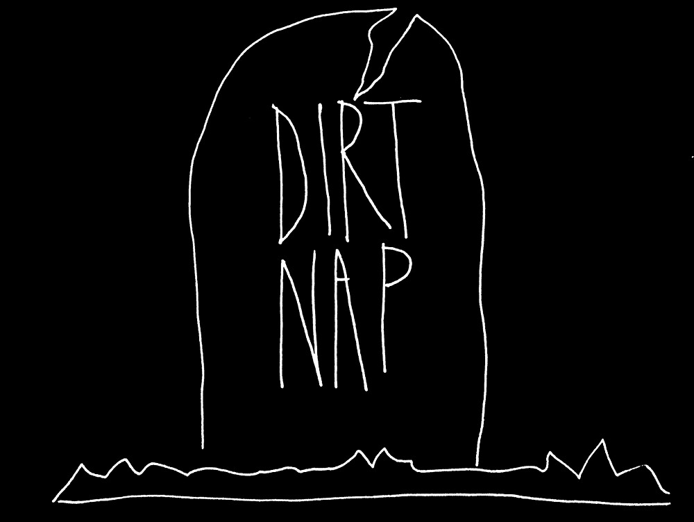 DIRT NAP 2016 (EMO EDITION) by ktskow
