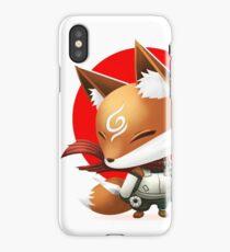 Anbu Fox iPhone Case/Skin