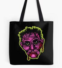 Pink Zombie - Die Cut Version Tote Bag