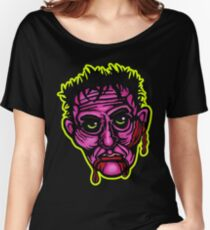 Pink Zombie - Die Cut Version Relaxed Fit T-Shirt