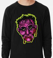 Pink Zombie - Die Cut Version Lightweight Sweatshirt
