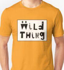 Wild THing Words thumbnail T-Shirt
