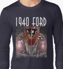 1940 Ford Long Sleeve T-Shirt