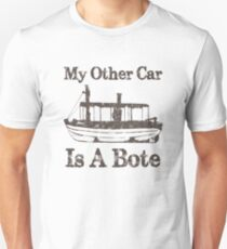 Jungle Cruise: My Other Car is a Bote T-Shirt