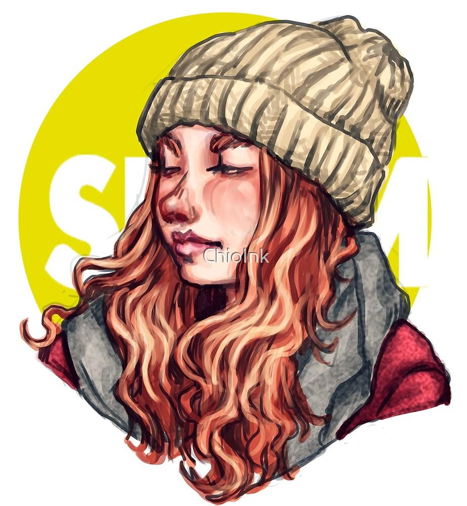Skam:Eva by ChioInk