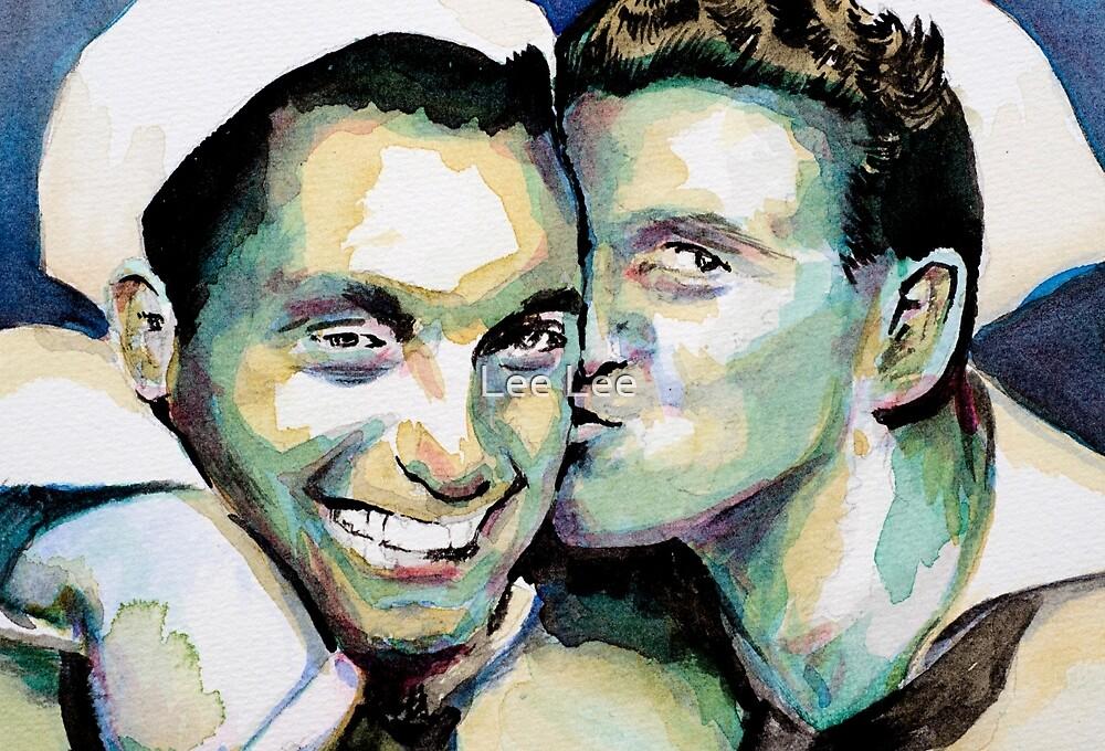 Gay Sailors by Lee Lee