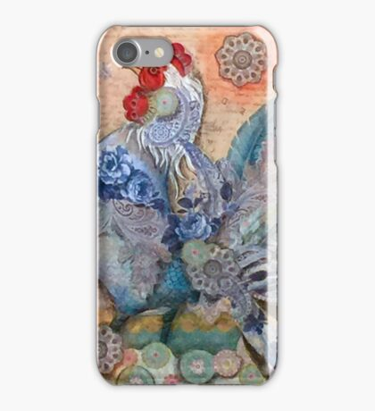 Rooster Crows iPhone Case/Skin
