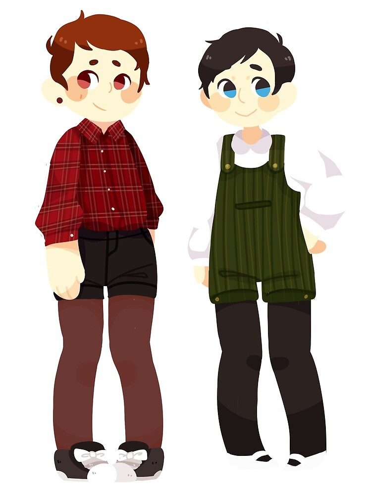 dan + phil: winter by Lungwort