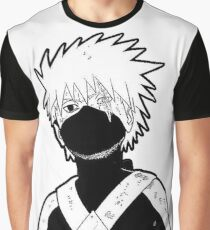 Young Kakashi Hatake Graphic T-Shirt