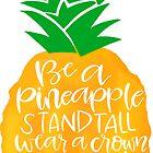Pineapple by marleesmarkings