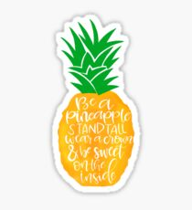 Ananas Sticker