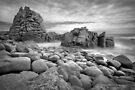 The Pinnacles - Cape Woolamai - Phillip Island by Jim Worrall