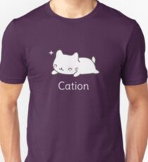 Funny Cat T-shirt for Science Lovers  T-Shirt