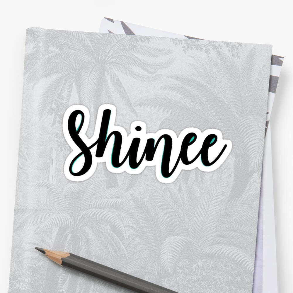 SHINee Logo by jonothon