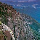 Afterglow, Mount Buffalo VIC by Chris Munn