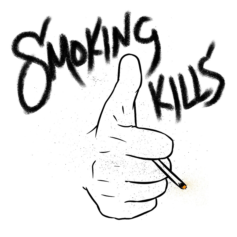 Smoking Kills! by ZeddAxis