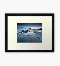 Bambrough Castle, Northumberland Framed Print