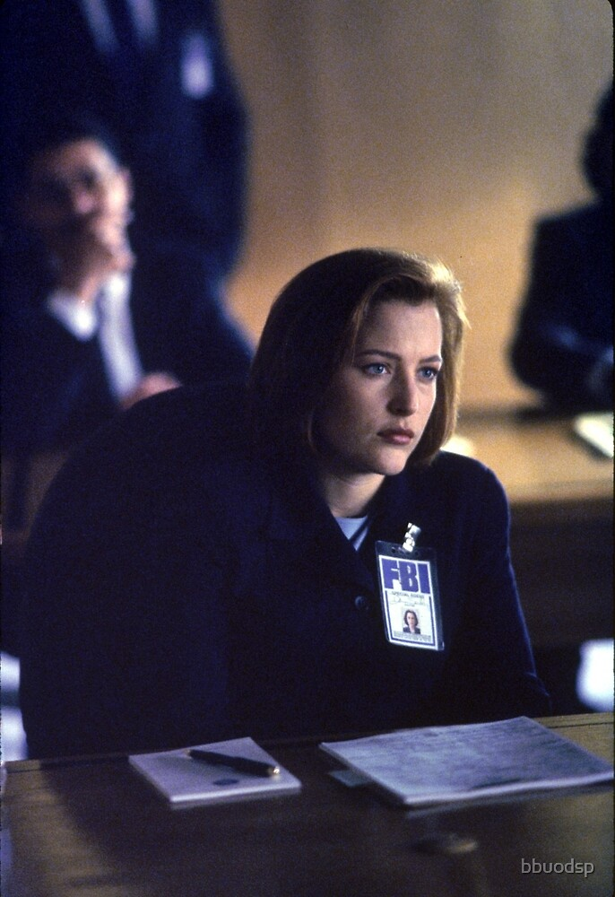 Dana Scully in show 2 by bbuodsp
