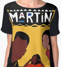 Martin (Yellow) Chiffon Top