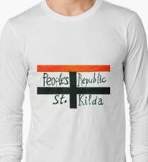 Peoples Republic of St Kilda 1 Long Sleeve T-Shirt