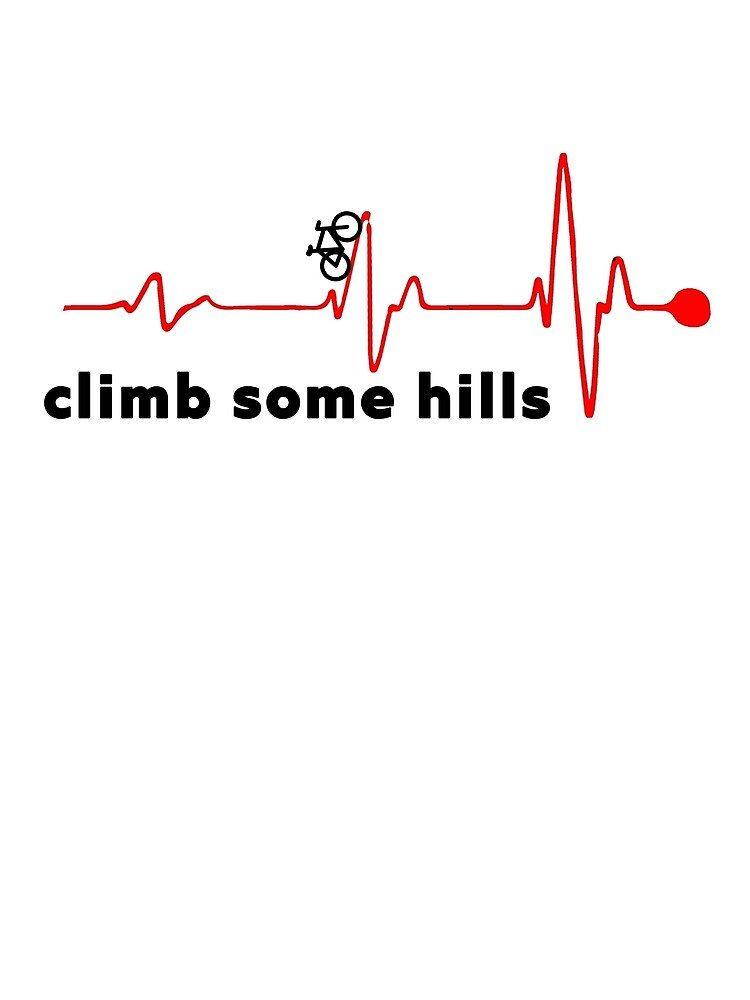 Climb some hills on your bicycle by ZycleMania