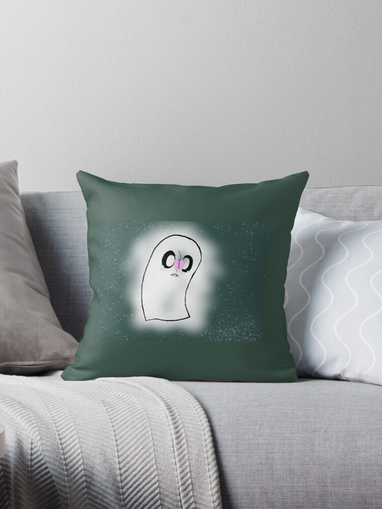 Napstablook  by galaxinight