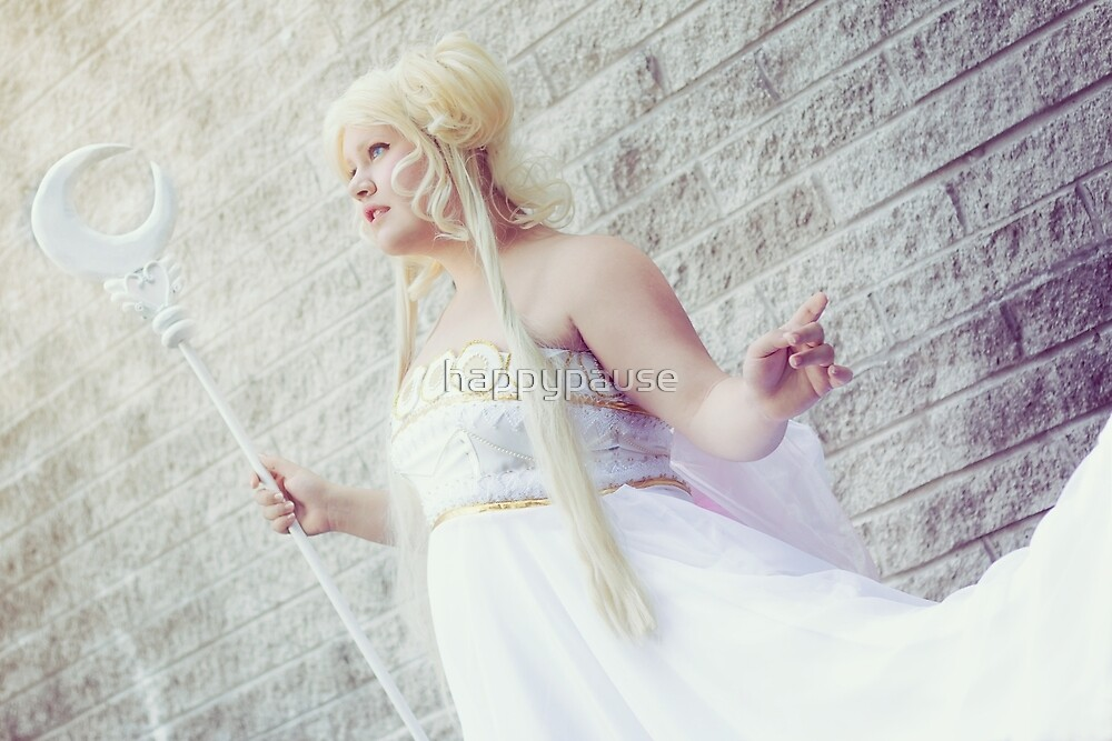 Princess Serenity by happypause