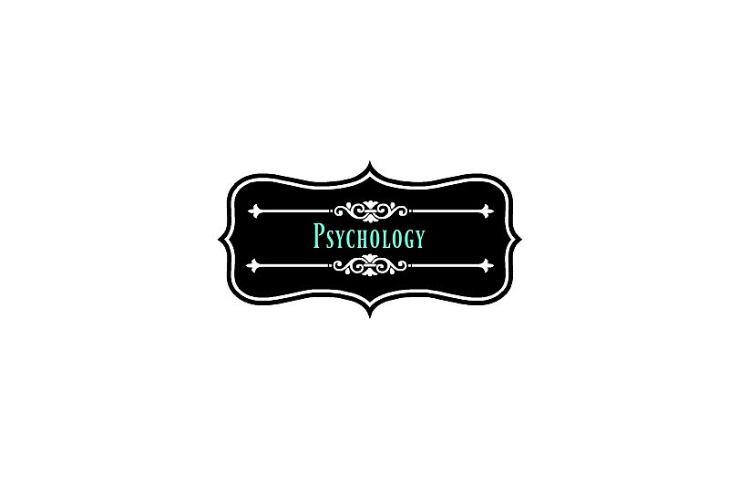 Teal Psychology Sticker by Maddy Sylvester