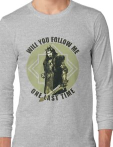 Will You Follow Me Long Sleeve T-Shirt