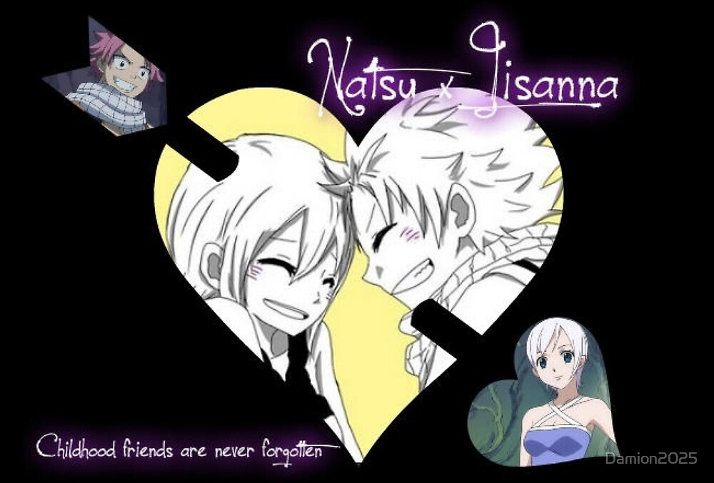 Fairy Tail: Natsu And Lisanna by Damion2025