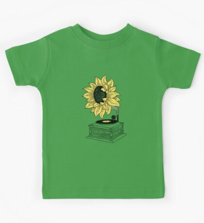 Singing in the sun Kids Clothes