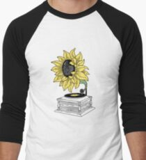 Singing in the sun Men's Baseball ¾ T-Shirt