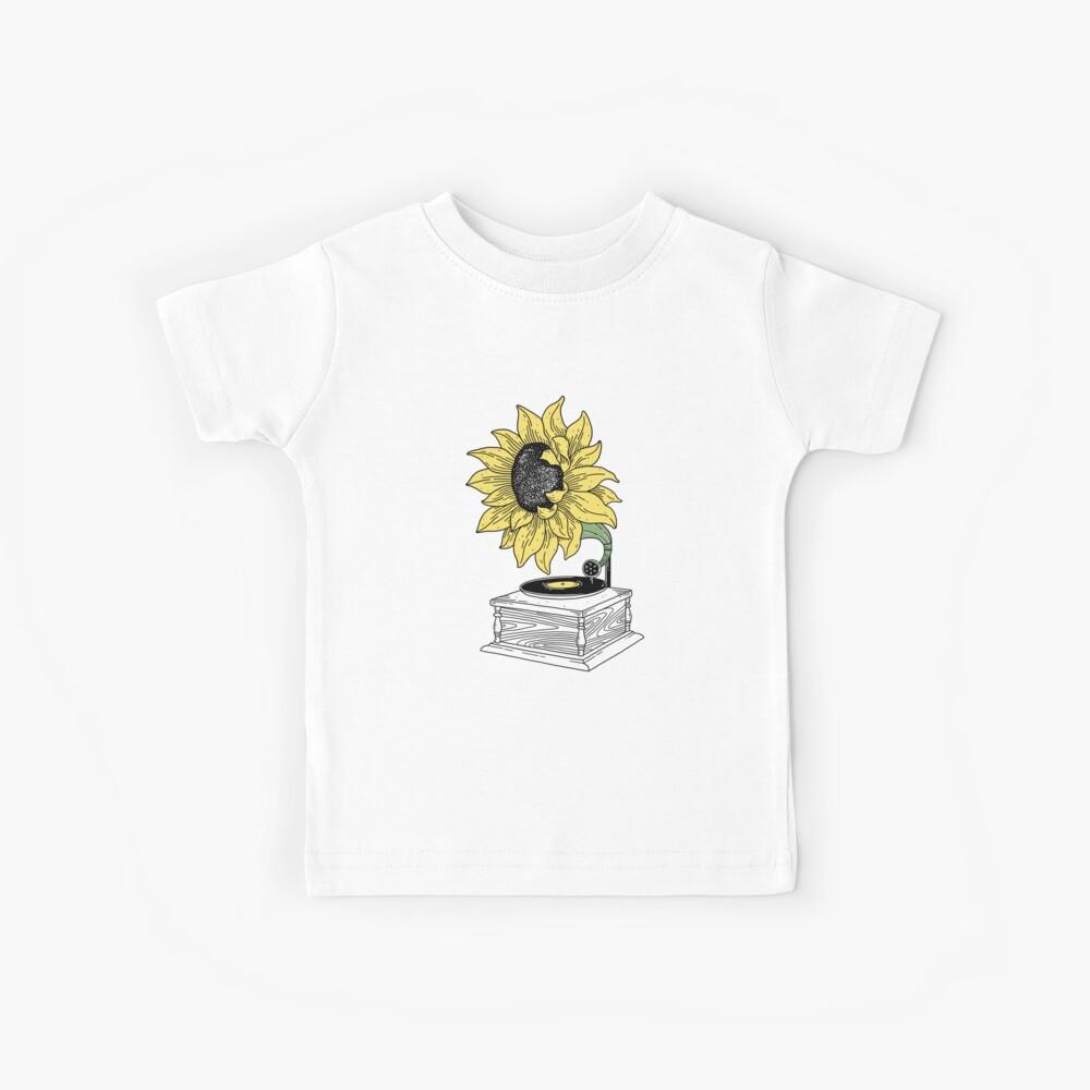 Singing in the sun Kids T-Shirt