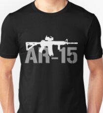 AR15 Gun Shirts Funny AR 15 T Shirts For Men T-Shirt