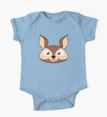 Deer - Forest animal collection Kids Clothes