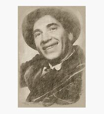 Chico Marx, Comedian Photographic Print